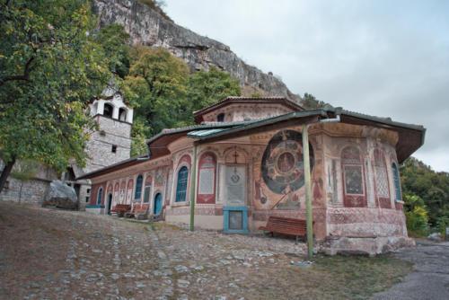 Monastery of the transfiguration Veliko Tarnovo 12 x 18