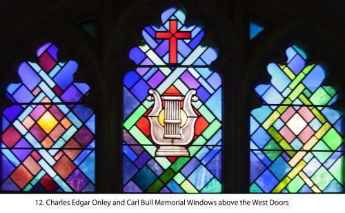 12.+Charles+Onley+and+Carl+Bull+memorial+Windows.