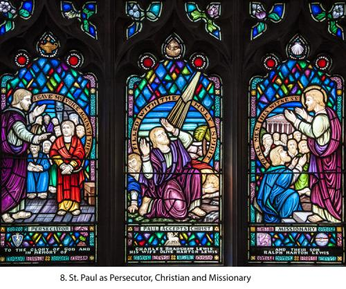 8.+St.+Paul+as+Persecutor,+Christian+and+Missionary