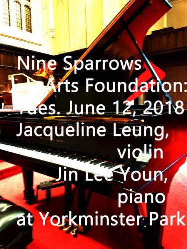 Nine sparrows 087