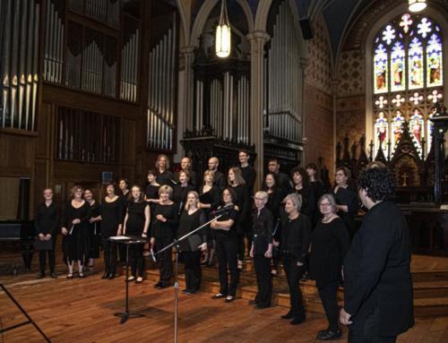 Music Mondays, Aquired Taste Choir, Holy Trinity Church, June 3, 2019. Unoffical Album